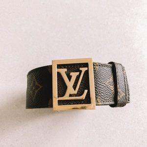 AUTHENTIC Vintage Louis Vuitton Belt